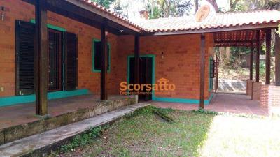 Chácara Com 3 Dormitórios À Venda Por R$ 700.000 - Embu Mirim - Itapecerica Da Serra/sp - Ch0368