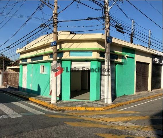 Salão Comercial No Centro - Ml11790077