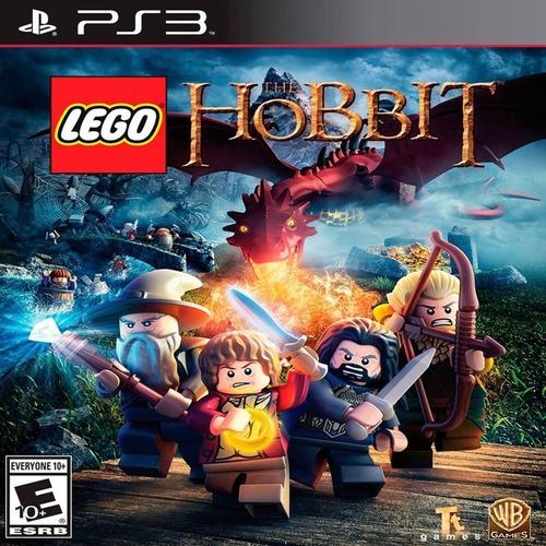 Lego The Hobbit Ps3 Original Digital