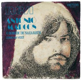 Antonio Marcos - O Homem De Nazareth - Compacto Vinil