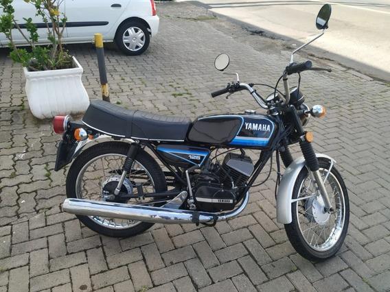 Yamaha Rx 125 - 1982 -restaurada