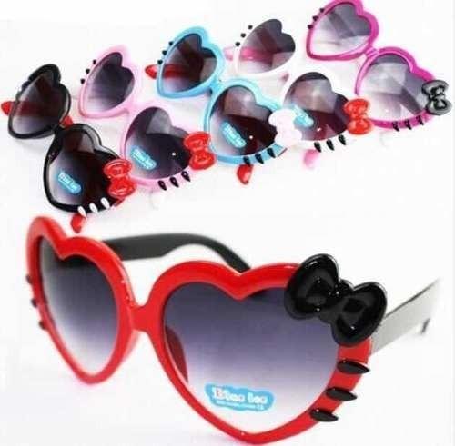 Kit Com 10 Óculos Infantis Sortidos