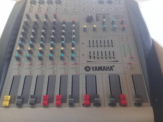 Consola Yamaha 12 Canales Profecional Nueva A Estrenar