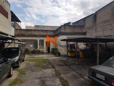 Terreno, Vista Alegre, Rio De Janeiro - R$ 575 Mil, Cod: 722 - V722