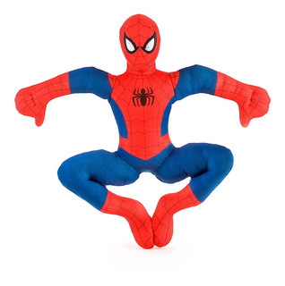 Peluche Spiderman Con Colgante 30 Cm