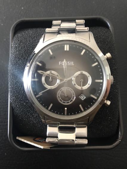Relógio Fóssil Nunca Usado. Muito Bonito. Fs4673