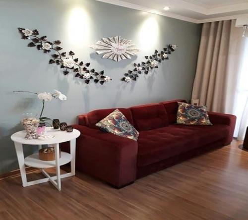Imagem 1 de 14 de Belíssimo Apartamento À Venda No Jardim Iris -9333