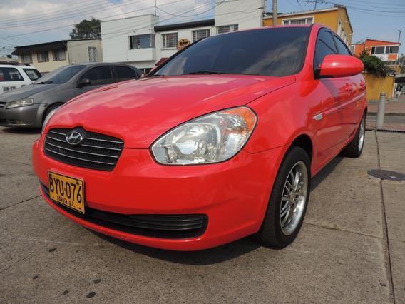 Hyundai Accent Vision Gl 1.400cc At Sa Abs