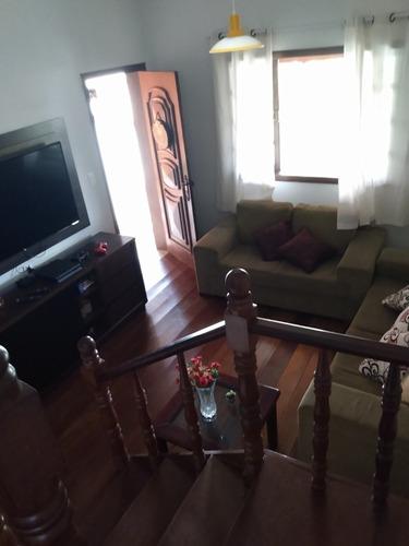 Imagem 1 de 12 de Casa Duplex À Venda, 3 Quartos, 1 Suíte, 4 Vagas, São João Batista - Belo Horizonte/mg - 2913