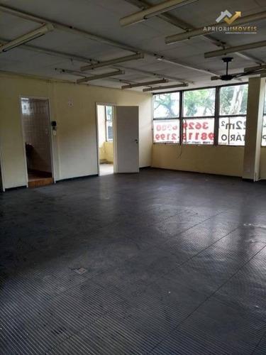 Prédio Para Alugar, 622 M² Por R$ 18.000,00/mês - Centro - Santo André/sp - Pr0005