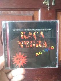 Cd Raça Negra Ao Vivo Vol 2 Bambas Do Samba 2000