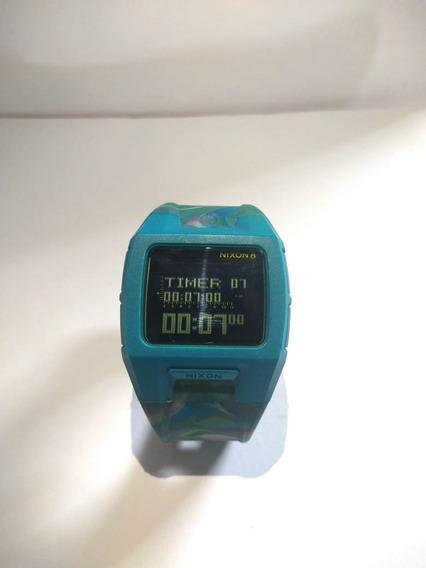 Relógio Nixon The Lodown Tide Colorido