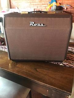 Bafle Amplificador Ross Para Teclado, Guitarra, Etc