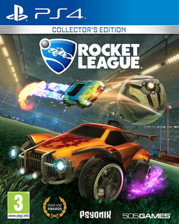 Rocket League Digital Latino Ps4