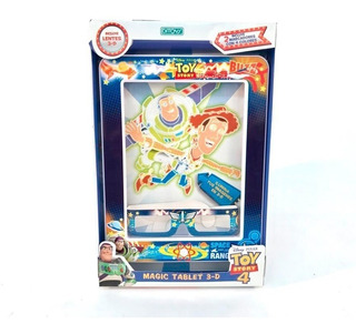 Tablet Magic 3d Toy Story (5183)