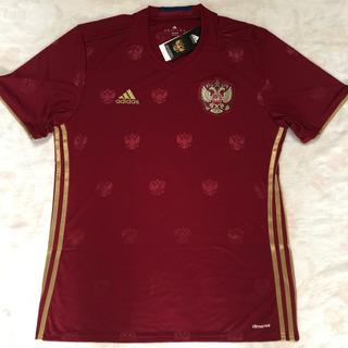Aa0353 Camisa adidas Rússia Home 2016 G Fn1608