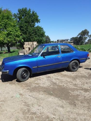 Chevrolet Chevette Todo Al Dia No Permu