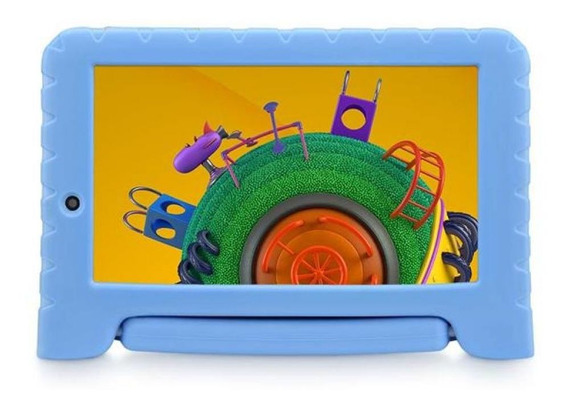 Tablet Discovery Kids 7´´ Wifi Bluetooth Multilaser Nb290