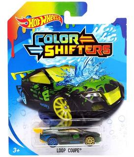 Hot Wheels Color Shifters Modelos Varios Tu Eliges