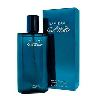 Perfume Davidoff Cool Water Men Importado Hombre 125 Ml