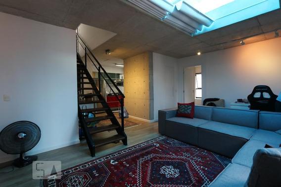 Apartamento Para Aluguel - Portal Do Morumbi, 1 Quarto, 140 - 893038714
