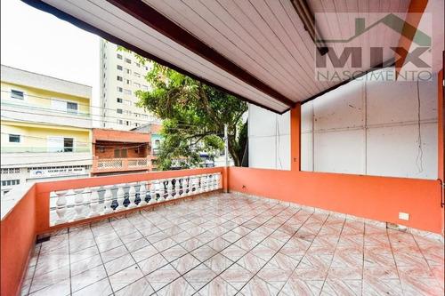 Imagem 1 de 15 de Casa Sobrado Em Centro  -  Diadema - 3474
