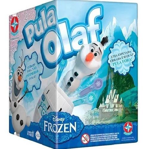 Imagem 1 de 2 de Jogo Disney - Pula Olaf Frozen - Estrela