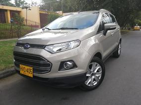 Ford Ecosport Titanium 2.0l At 2ab Aa