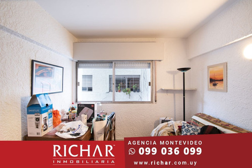 Apartamento Centro Alquiler 2 Dormitorios Gastos Bajos