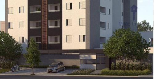 Imagem 1 de 10 de Apartamento Com 2 Dormitórios À Venda, 56 M² - Parque Campolim - Sorocaba/sp - Ap1034