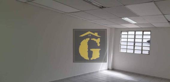 Sala Para Alugar, 26 M² Por R$ 600/mês - Alto Da Mooca - São Paulo/sp - Sa0061