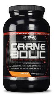 Carnebolic 1,85 Lb Ultimate Nutrition Proteína De Carne 0% Azucar 0% Lactosa