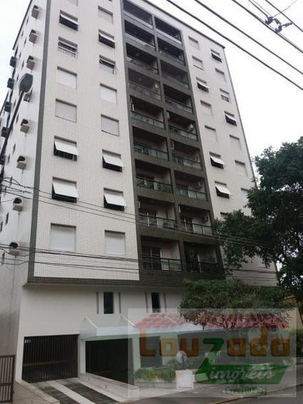 Apartamento Para Venda Em Santos, Campo Grande, 3 Dormitórios, 1 Suíte, 1 Banheiro, 1 Vaga - 1871