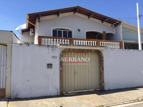 Imagem 1 de 28 de Casa Com 3 Dormitórios À Venda, 221 M² Por R$ 850.000,00 - Vila Planalto - Vinhedo/sp - Ca0690