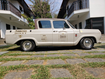 Chevrolet A 10 Cabine Dupla
