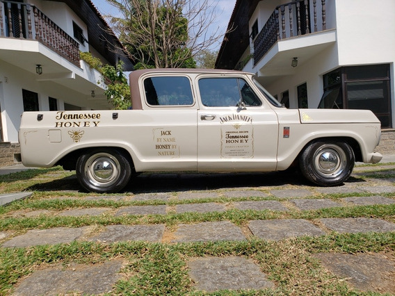Chevrolet A 10 Cabine Dupla