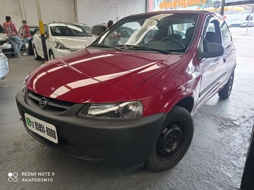 Celta 1.0 Gasolina 2 Portas  2003 /2003 Vermelha Veja !!