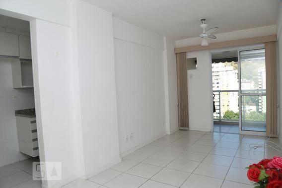 Apartamento Para Aluguel - Tijuca, 2 Quartos, 60 - 893116752