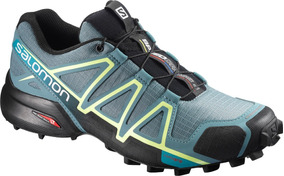 Zapatilla Femenina Salomon - Speedcross 4 W Celeste - Trail