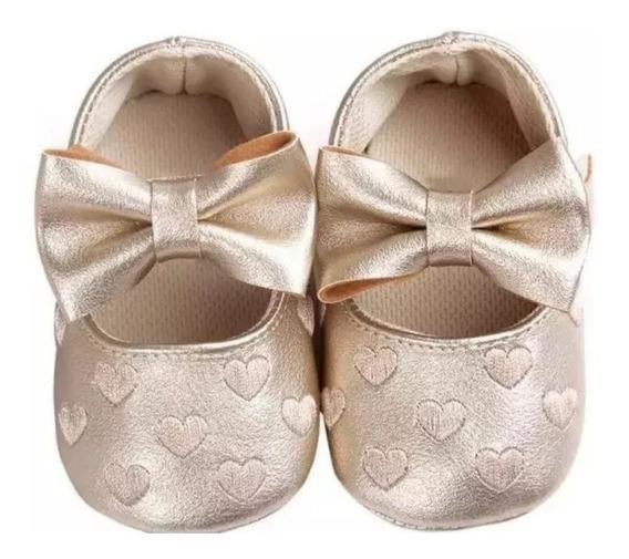 Zapatos Bebe Niña Hermosos Cómodos Varios Colores Corazones