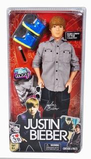 Justin Bieber Muñecas Básicas Alfombra Roja
