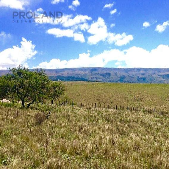 Lote Con Escritura En Cordoba- Potrero De Garay, Pampa Alta.