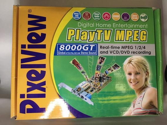 Pixelview Playtv Mpeg 8000gt - Digital Home