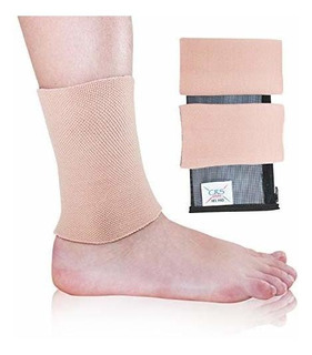 Crs Cross Ankle Gel Sleeves Padded Skate Socks Ankle Prote