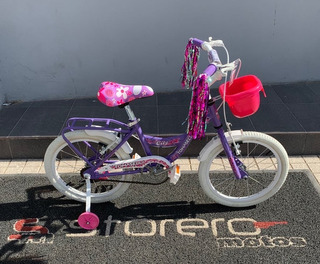Bicicleta Tomaselli City Para Niños Rodado 16