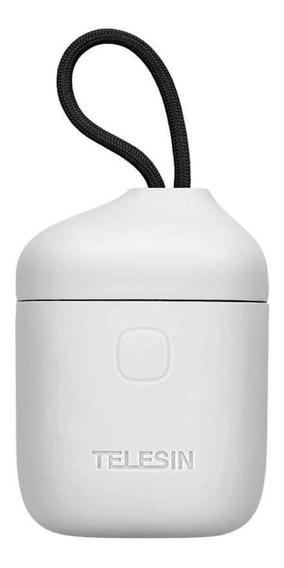 Carregador Duplo Para Baterias Sony Np-fw50 - Telesin