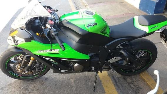 Baixou Para Venda, Kawasaki Ninja Zx10r 13/14