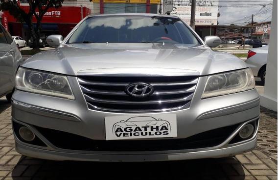 Hyundai Azera Gls 3.3 V6 Gasolina Abaixo Da Tabela Completo