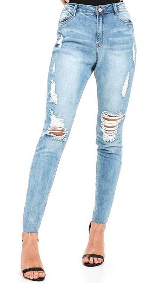 Pantalones Dama Missguided - Jean - Talla 12