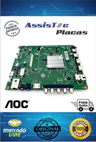 Placa Principal Aoc Le32s5970 ( Original 100% Funcionando )